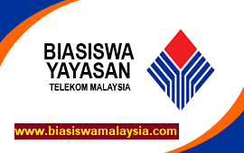 Biasiswa Yayasan Telekom Malaysia (Future Leaders Scholarship) 2020